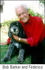 Bob Barker and Federico
